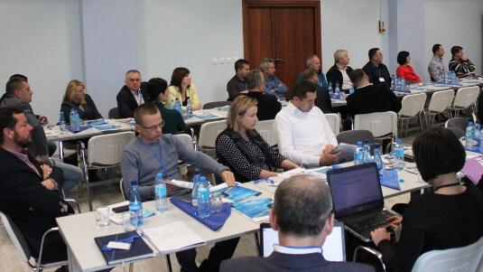 17-sta konferencja Baseny Polskie w Zakpoanem