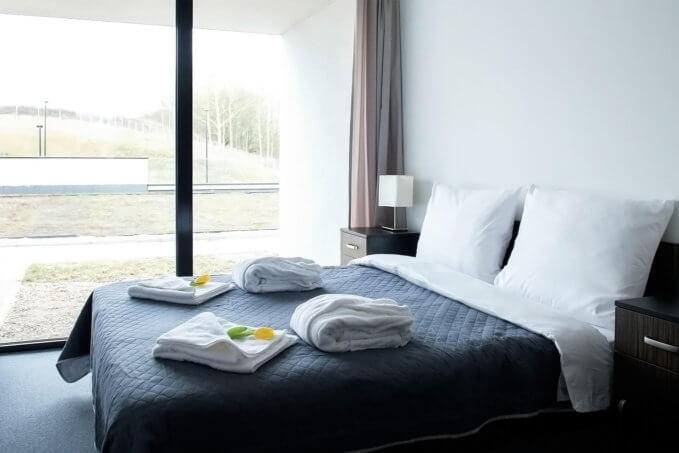 Termy Warmińskie - pokój hotelowy